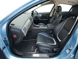Jaguar XF 2.2 Diesel UK-spec 2011 photos