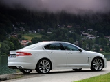 Jaguar XF 3.0 Diesel Option Pack 2011 photos