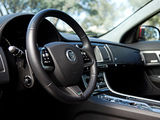 Jaguar XFR US-spec 2011 photos
