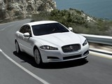 Jaguar XF 2011 photos