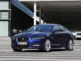 Jaguar XF 2.2 Diesel Option Pack 2011 photos