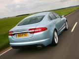 Jaguar XF 2.2 Diesel UK-spec 2011 pictures
