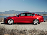 Jaguar XFR US-spec 2011 pictures