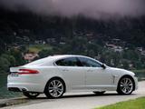 Jaguar XF 3.0 Diesel Option Pack 2011 pictures