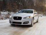 Jaguar XF 3.0 AWD Option Pack US-spec 2012 images