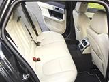 Jaguar XF Sportbrake UK-spec 2012 images