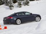 Jaguar XF 3.0 AWD 2012 images
