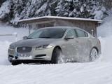 Jaguar XF 3.0 AWD 2012 pictures