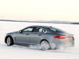 Jaguar XF 3.0 AWD Option Pack US-spec 2012 pictures