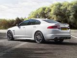 Jaguar XFR Speed Pack UK-spec 2012 pictures