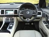 Jaguar XF Sportbrake UK-spec 2012 pictures