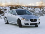 Jaguar XF 3.0 AWD Option Pack US-spec 2012 wallpapers