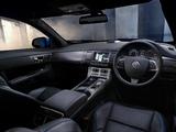 Jaguar XFR-S UK-spec 2013 photos