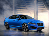 Jaguar XFR-S UK-spec 2013 pictures