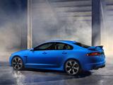 Jaguar XFR-S UK-spec 2013 wallpapers