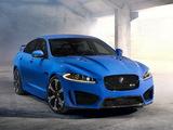 Jaguar XFR-S US-spec 2013 wallpapers