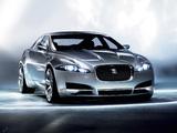 Photos of Jaguar C-XF Concept 2007
