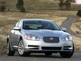 Photos of Jaguar XF US-spec 2008