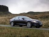 Photos of Jaguar XF Diesel S 2009–11