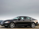 Photos of Jaguar XF Diesel S 2009–11