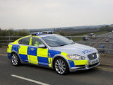 Photos of Jaguar XF Diesel S Police 2009–11