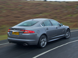 Photos of Jaguar XF Diesel S Option Pack UK-spec 2010–11