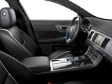 Photos of Jaguar XF 3.0 Diesel Option Pack 2011