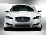 Photos of Jaguar XF 2011