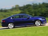 Photos of Jaguar XF 2.2 Diesel Option Pack 2011