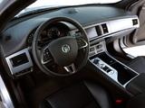 Photos of Jaguar XF 3.0 AWD Option Pack US-spec 2012