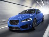 Photos of Jaguar XFR-S UK-spec 2013