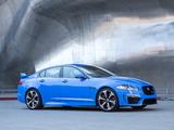 Photos of Jaguar XFR-S US-spec 2013