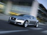 Pictures of Jaguar C-XF Concept 2007