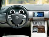 Pictures of Jaguar XF 2008–11