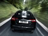 Pictures of Jaguar XFR 2009–11