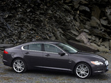 Pictures of Jaguar XF Diesel S 2009–11