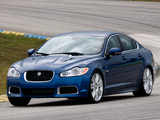 Pictures of Jaguar XFR US-spec 2009