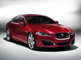 Pictures of Jaguar XFR 2011