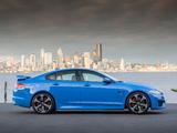 Pictures of Jaguar XFR-S US-spec 2013