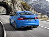 Pictures of Jaguar XFR-S UK-spec 2013