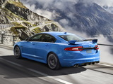 Pictures of Jaguar XFR-S US-spec 2013