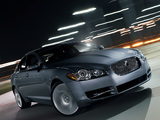 Jaguar XF 2008–11 wallpapers