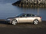 Jaguar XF US-spec 2008 wallpapers