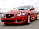 Jaguar XFR US-spec 2009 wallpapers