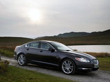 Jaguar XF Diesel S 2009–11 wallpapers