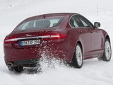 Jaguar XF 3.0 AWD Option Pack 2012 wallpapers