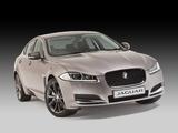 Jaguar XF Carbon Fibre Pack 2013 wallpapers