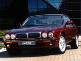 Images of Jaguar XJ8 (X300) 1997–2003