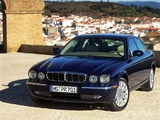 Images of Jaguar XJ6 EU-spec (X350) 2003–07