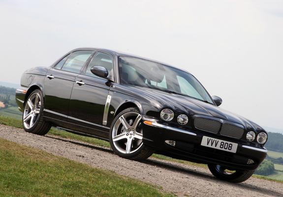 Images Of Jaguar XJR Portfolio X350 2006